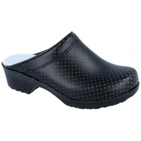 Comfort Flex-Air chodaki spody guma PU czarne