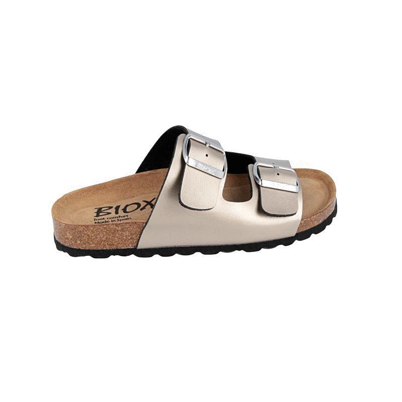 Klapki BIOX oryginalne obuwie medyczne na spodach z korka